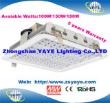 Indicatore luminoso caldo della stazione di servizio di vendita Ce/RoHS 150W LED di Yaye 18 con Meanwell/5 anni di garanzia/Bridgelux