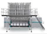 Macchina per maglieria automatizzata merletto del filo di ordito di Multibar/macchina del jacquard