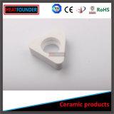 Aislador de cerámica del alúmina de alta temperatura de la resistencia