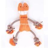 Jouet de crabot bourré par coton mou Shaped animal