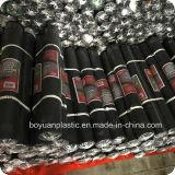 Черный ПЭ тканого массу покрытия коврик для сорняков с продолжительный срок службы