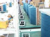 Flosse-Gefäß-fluorierter Kühlmittel-Kondensator