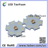 Alto potere UV LED 365nm 3W del LED