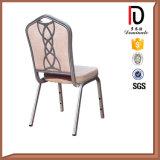 パッドを入れられるを用いる青いファブリック銀のアルミニウム椅子(BR-A073)
