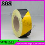 Fita reflexiva adesiva Preto-Amarela da evidência do nível do império da fita Sh501 de Somi