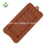 24-гнездная квадратных силиконового герметика шоколад пресс-формы
