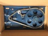 abrelatas Yz-600-1p de la puerta del garage del engranaje la monofásico de 220V 600kg (violeta)