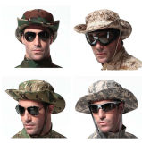 Cp Camo taktische Militärschutzkappen-Wannen-Hüte für Fischen u. die Jagd