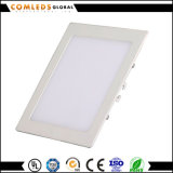 65lm/W kein lokalisiertes 160-265V quadratisches LED Panel Downlight mit Cer