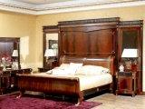 침실을%s 고전적인 침대