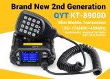 Qyt Kt-8900D de 25W Montaje en vehículos