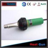 Heatfounderアクセサリが付いている緑ボディZx1600熱気の溶接工