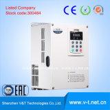Mecanismo impulsor 0.4 de la CA del control de Vectol del funcionamiento de /High del inversor de la frecuencia de la variable de control de la toca del control de vector de V&T R&D/Manufactury V6-H/del control de la torque a 132kw - HD