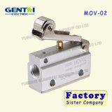 Válvula mecánica del buen de Quanlity del motor de la bola MOV321r de presión de la relevación solenoide de la seguridad