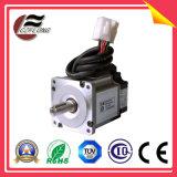 Motor de pasos servo/sin cepillo de la C.C. con la certificación ISO9001