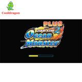 8 máquina de juego más de la ranura del cazador del rey 2 pescados del océano de la tarjeta del juego del casino de los jugadores