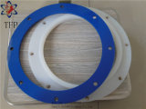 Plastik zerteilt CNC-maschinell bearbeitendistanzstück