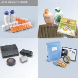 Macchina per l'imballaggio delle merci di alimento del contenitore della macchina imballatrice dell'involucro automatico dello Shrink