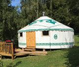党Yurtの屋外テントのモンゴルのYurtのカスタマイズされたテント