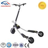 Elevador eléctrico de três rodas mais barato Drift Scooter com luz