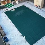 Tamanho personalizado de malha durável com tampa de segurança para qualquer piscina Inground Piscinas e SPA