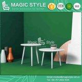 Im Freien stempelnder Kaffeetisch-Garten-lochender Tee-Tisch Alumium Tee-Tisch-Kaffee-im Freienmöbel-Tisch-moderner Tee-Tisch