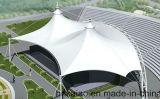 Stof van het Membraan van de Structuur PTFE de TeflonFiberglasstension voor het Membraan van de Architectuur