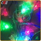 El mejor precio de las luces de la cadena de LED luces del árbol de Navidad colorida decoración impermeable RGB Outlets