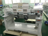 Yuemeiの刺繍の機械工場からのコンピュータ化された二重ヘッド刺繍機械