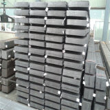 La Chine Tangshan Mill noir ASTM A36 Refendage De-Burred Barres plates