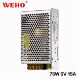 Weho heiße verkaufen75w 12V Stromversorgung
