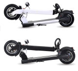 Motocicleta eléctrica de aluminio con motor de 400 vatios