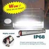 Comercio al por mayor 564W 32 pulgada curvado off road 4 filas de la barra de luz LED para Jeep Wrangler SUV camión tractor