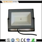センサーのセリウムRoHS 220V/85-265Vとの超細いSMD LEDの洪水ライト10W 20W 30W 50W 100W 150W 200W
