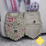 공장에 의하여 제작되는 좋은 품질 포상 메달