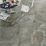 azulejo de suelo esmaltado rústico de la porcelana del final mate 60X60 para la decoración interior