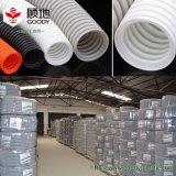 공작 기계 회로를 위한 Dn16 PVC 유연한 물결 모양 관 또는 호스 또는 풀무