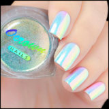 Magische Chamäleon-Farben-reisendes Nagel-Schönheits-Pigment
