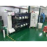 Máquina horizontal de papel de alta velocidade de Rewinder e de talhadeira
