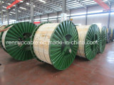 Los conductores de aluminio desnudo Cable reforzado de acero ACSR Cable eléctrico
