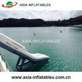 Incanus/corrediça inflável do iate cor cinzenta, corrediça de água inflável para o iate/barco/navio