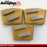 Ligação do metal do diamante da barra 16# para a placa das máquinas de moedura de HTC