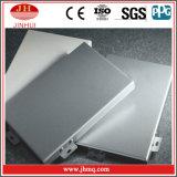 Venta caliente revestimientos decorativos de metal perforado la construcción de muro cortina de aluminio