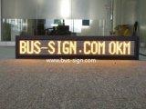 Composant électrique P10 /P12 Affichage du numéro de l'itinéraire de bus