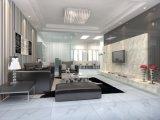 デザイン4表面白い石造りのクリーニングのCalacattaの1枚の白い大理石のタイル