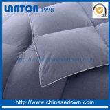 Edredón alternativo blanco 100% del algodón del hotel del surtidor de China abajo