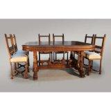 Insiemi di legno della mobilia del ristorante antico elegante di stile da vendere