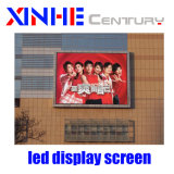 LEIDENE van de volledige LEIDENE van de Kleur het Video Reclame van de Raad HD P6 SMD Elektronische OpenluchtScherm van de Vertoning
