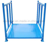 Lager-Speicher-Stahlkonstruktion-Pfosten-Ladeplatten-stapelbares Stahlgestell