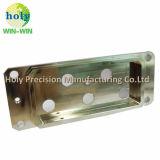 Presion CNC die het Deel van Machinng van het Messing voor het Gebruik van de Machine machinaal bewerken